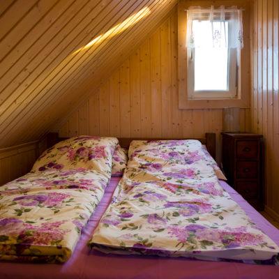Radość - sypialnia