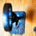 klucz do spichlerza ręcznie zrobiony