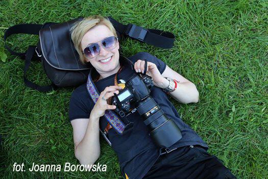 Anetka - redaktor naczelna Obiektywnych.pl